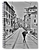 Milano Vintage Spiral Notebook