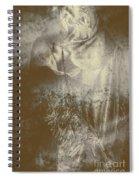 Mildew The Scarecrow Spiral Notebook