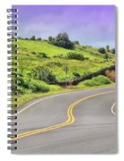 Mile 17 Spiral Notebook