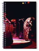 Miles Davis Image 8   Spiral Notebook