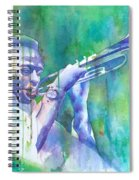 Miles Is Cool Spiral Notebook