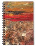 Miles To Go Spiral Notebook