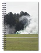 Military Celebrations  Spiral Notebook