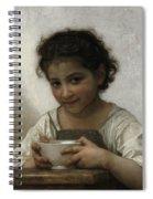 Milk Soup Spiral Notebook