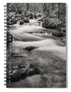 Mill Creek Monochrome Spiral Notebook