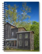 Mill Montauk State Park Mo Dsc02458 Spiral Notebook
