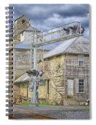 Mill On Reid Road Spiral Notebook
