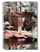 Mill Pond Dreamscape Spiral Notebook