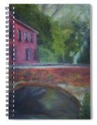 Mill Street Plein Aire Spiral Notebook