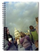 Millenium Bridge Spiral Notebook