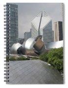 Millennium View Spiral Notebook