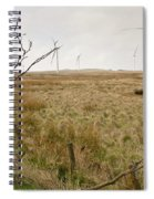 Miller's Moss. Spiral Notebook