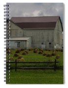 089 Millersburg Ohio Spiral Notebook