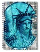 Million Dollar Pile Spiral Notebook