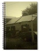Milltown Merchantile Spiral Notebook