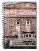 Millwald Spiral Notebook