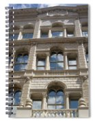 Milwaukee Cloud Reflections Spiral Notebook