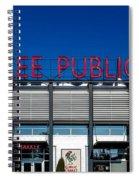 Milwaukee Public Market Spiral Notebook