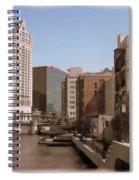 Milwaukee Riverwalk Spiral Notebook