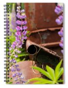 Mimicry  Spiral Notebook