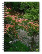 Mimosa On The Dan River Spiral Notebook