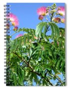 Mimosas In The Sky Spiral Notebook