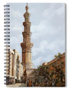 Minareto E Mercato Spiral Notebook
