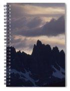 Minarets Spiral Notebook