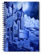 Minas Tirith Spiral Notebook