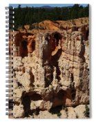 Mind Blowing Bryce Canyon View Spiral Notebook
