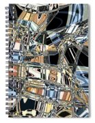 Mind Maze Spiral Notebook