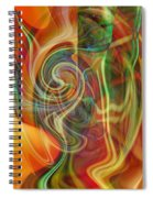 Mindtrip Spiral Notebook