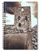 Mine Ruins Spiral Notebook