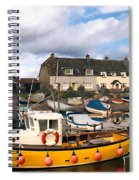 Minehead Sommerset Spiral Notebook