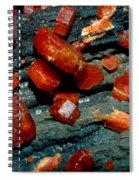 Mineral Spiral Notebook