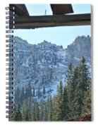 Miners Lost View Spiral Notebook