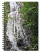 Mingo Falls In The Spring Spiral Notebook