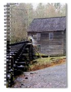 Mingus Mill Spiral Notebook