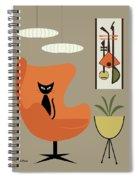 Mini Gravel Art 2 Spiral Notebook