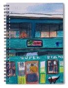 Mini Super Diana Spiral Notebook