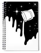 Minimal  Spiral Notebook