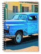 Minimalist Spiral Notebook