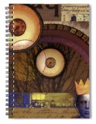 Minions Spiral Notebook