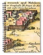 Minisink Village, 1650s Spiral Notebook