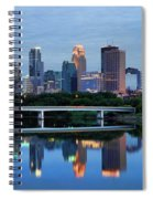 Minneapolis Reflections Spiral Notebook