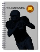 Minnesota Football Spiral Notebook
