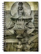 Minor Basilica Of The Holy Child Spiral Notebook