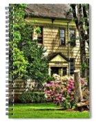 Minthorn Hall Spiral Notebook