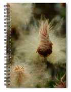 Miracle Flower Spiral Notebook