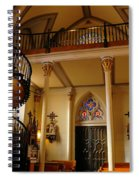 Miraculous Staircase Spiral Notebook